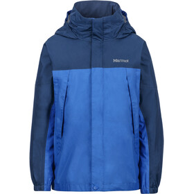 Marmot Kids PreCip Jacket True Blue/Vintage Navy
